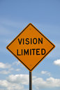 Vision limited Stock Photography