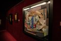 Visitingthe dalí theatre museum on october in figueres spain Royalty Free Stock Photos