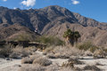 Visitor Center at Anza Borrego State Park Royalty Free Stock Image