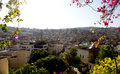 Vista of fes beautiful in morocco Royalty Free Stock Photography