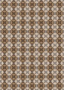 Visual illusory background from rays with brown shades light beige the original geometric pattern Royalty Free Stock Images