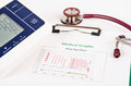 Vitals sign chart, Medical Graphs and Measuring blood pressure.