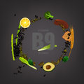 Vitamin B9 Background