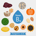 Vitamin B15 or Pangamic Acid infographic