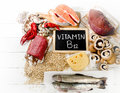 Vitamin B12 Royalty Free Stock Photo
