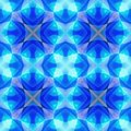 Vivid blue purple abstract texture. Elegant background illustration. Seamless tile. Textile print pattern. Home decor fabric desig Royalty Free Stock Photo