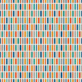 Vivid colors vertical lines background. Seamless pattern with geometric ornament. Stripes motif. Bright wallpaper.