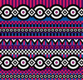 Vivid pop art pattern