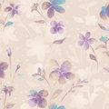 Vivid repeating floral for easy making seamless pattern use it for filling any contours Royalty Free Stock Photography