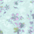 Vivid repeating floral for easy making seamless pattern use it for filling any contours Stock Photography