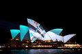 Vivid Sydney Royalty Free Stock Photo