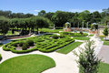 Vizcaya Gardens Royalty Free Stock Photo