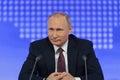 Vladimir Putin Royalty Free Stock Photo