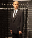Vladimir putin wax statue at madame tussauds in london Royalty Free Stock Image