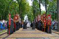 Vladimir th celebration anniversary of the repose kiev ukraine july st on july in Stock Photography