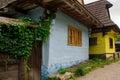 Vlkolinec - a historic village in Slovakia