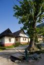Vlkolínec, Slovensko