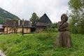 Vlkolinec, Slovakia - UNESCO World Heritage site