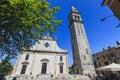 Vodnjan, Istria, Croatia. Royalty Free Stock Photo