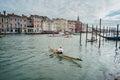 Vogalonga, Venice Italy.