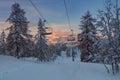 Vogel Ski Center In The Mounta...