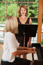 Voice Lessons Royalty Free Stock Images