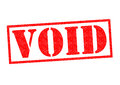 VOID Royalty Free Stock Photo