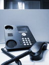 VoIP Phone Stock Image