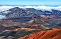 Volcano Haleakala, Hawaii (Maui) Royalty Free Stock Photo