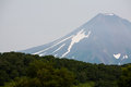 stock image of  Volcano on Kamchatka