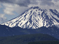 stock image of  Volcano Vilyuchinsky . Kamchatka, Russia