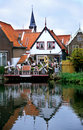 Volendam, The Netherlands Royalty Free Stock Photo