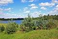 Volkhov River near Staraya Ladoga, Russia