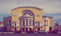 Volkov Theater in Yaroslavl, Russia