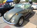 Volkswagen Beetle convertible Royalty Free Stock Photo