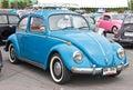 Volkswagen beetle retro vintage car bangkok thailand february in siam vw festival on february in bangkok thailand Stock Photo