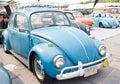 Volkswagen beetle retro vintage car bangkok thailand february in siam vw festival on february in bangkok thailand Stock Images