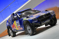 Volkswagen Paris-Dakar Royalty Free Stock Images