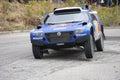 Volkswagen prototype participates in the rally legend for future paris dakar Stock Images