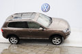 Volkswagen Touareg SUV Stock Photo