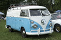 Volkswagen van Royalty Free Stock Photo