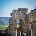 Volubilis, Morocco (3) Royalty Free Stock Photography