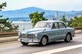 Volvo Amazon Royalty Free Stock Photo