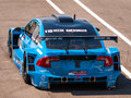Volvo S60 race car Stock Photography