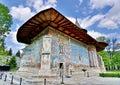 Voronet Monastery Romania