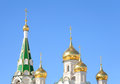 Voskresensky Novodevichy Convent. Royalty Free Stock Photo