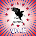 Vote election Vector illustration Stock Photos