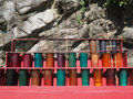 Votive Candle Stand At Outdoor...