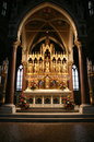 Votive Church in Vienna Royalty Free Stock Photo