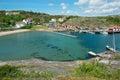 Vue de plage Image libre de droits